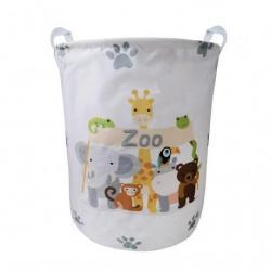Корзина для игрушек Зоопарк, 35x45 см