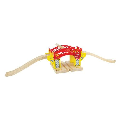 Деревянная игрушка Подъемный мост
