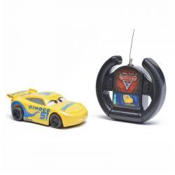 Автомобиль на радиоуправлении Disney Pixar Круc Рамиреc, 13 см