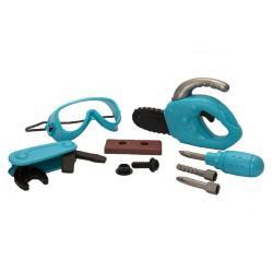 Детский набор инструментов Пила, 10 предметов