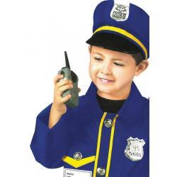Костюм игровой Полицейский с аксессуарами
