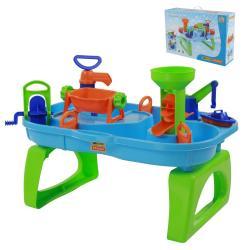 Игрушка для ванной Полесье набор Водный мир №4 (40909)