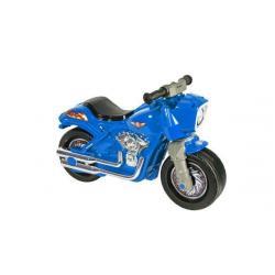 Мотобайк двухколёсный, цвет синий