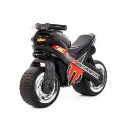 Каталка-мотоцикл МХ (чёрная)