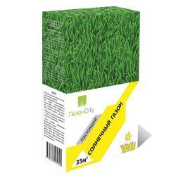 Семена газона Настоящий. Солнечный, 1 кг