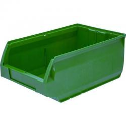 Ящик Milano, 350х230х150 мм, зеленый