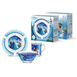Набор посуды PrioritY Холодное сердце, 3 предмета (подарочная коробка)