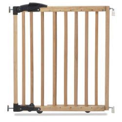 Ворота безопасности раздвижные Geuther (68-102 см), цвет натуральный