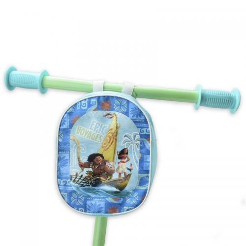 Самокат трехколесный Disney Моана