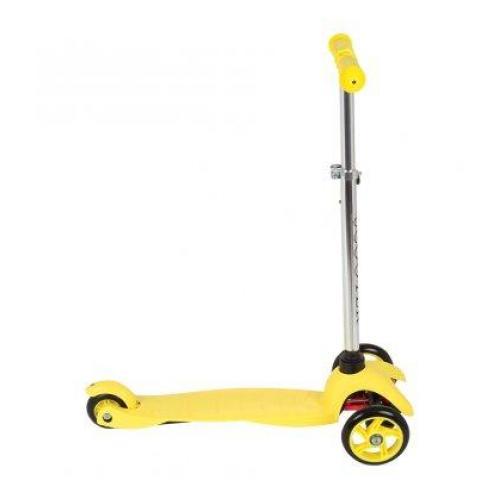 Самокат трехколесный Leader kids LK-102, желтый
