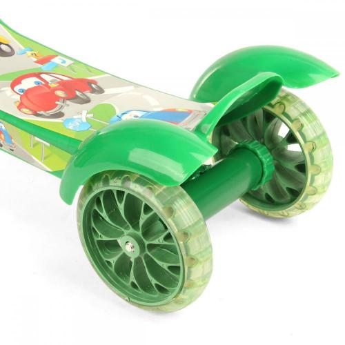 Самокат 3-х колесный
