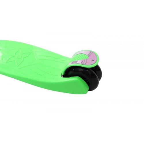 Самокат Maxi Simple A-20, цвет зелёный