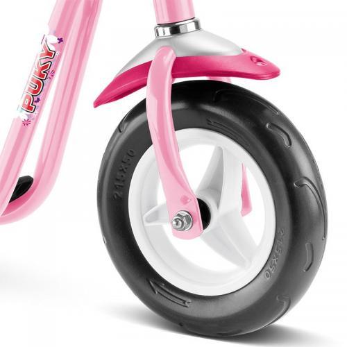 Самокат Puky R1, цвет розовый