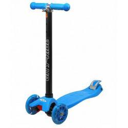 Самокат трехколесный City-Ride XD5, синий