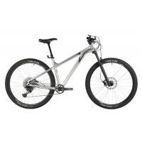 Велосипед 29 Stinger ZETA EVO, серебристый, размер рамы 22