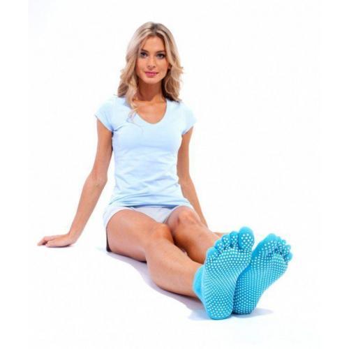 Носки противоскользящие Bradex, для занятий йогой