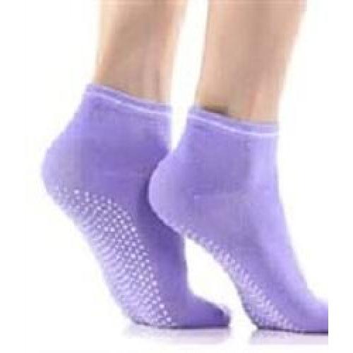 Носки противоскользящие Bradex, для занятий йогой, закрытые