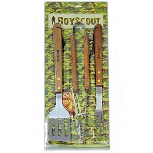 Набор для пикника Boyscout (вилка, лопатка, щипцы)
