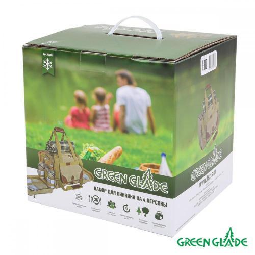 Набор для пикника Green Glade 3200, 33 предмета