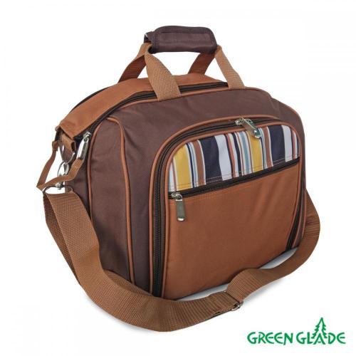 Набор для пикника Green Glade 3338, 34 предмета