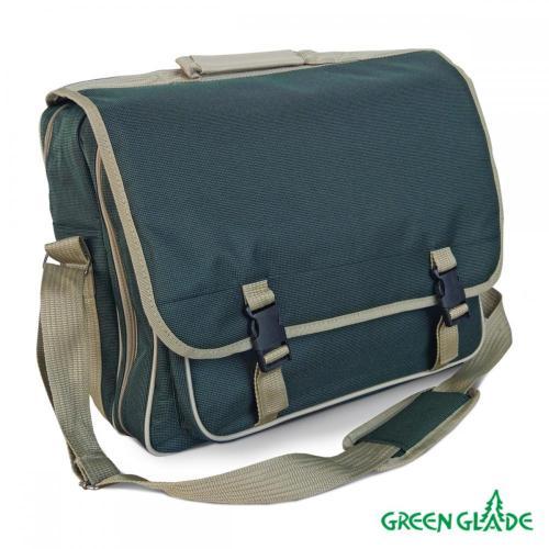 Набор для пикника Green Glade 3653, 48 предметов