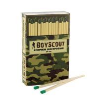 Спички Boy Scout Костровые, 90 мм (30 штук)