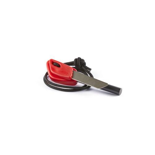 Огниво с кресалом Fire-Flash Pro Large, red