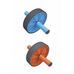Ролик для пресса Lite Weights, цвет в ассортименте, двойной, арт. RJ0805A