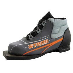 Ботинки лыжные Atemi А230 JR grey (размер 30)