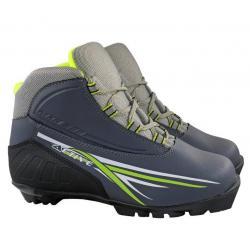 Ботинки лыжные МXN300 Active, цвет серый, размер 34
