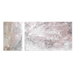 Набор ковриков для ванной комнаты Lily №1, 60х100 и 40х60 см