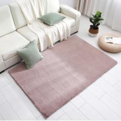 Набор ковров Camilla, цвет пепельная роза, 60х100 и 50х70 см
