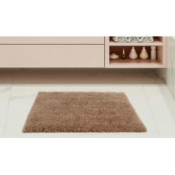 Коврик для ванной комнаты Anita, 60х100 см, цвет капучино