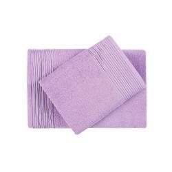Полотенце махровое Нордтекс. Aquarelle, серия Палитра, цвет аметистовый, 33х60 см