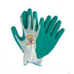 Перчатки хозяйственные, нейлоновые, с нитриловым покрытием, размер L (арт. L119-SK L)