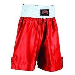 Шорты боксерские Jabb BS, размер S, красный