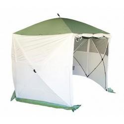 Тент Campack-Tent A-2006W, 6 граней, автомат, с ветро-влагозащитными полотнами (улучшенная конструкция)