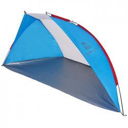 Пляжный тент Jungle Camp Caribbean Beach, цвет синий, серый, 270х120х120 см