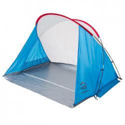 Пляжный тент Jungle Camp. Miami Beach, цвет синий, серый, 200х150х125 см