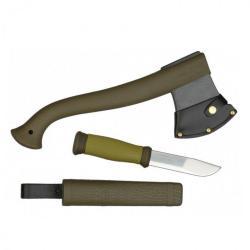Набор Morakniv Outdoor Kit MG (зеленый)