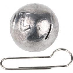 Груз-головка со съёмной застёжкой Mikado Чебурашка, 7 г (5 штук)