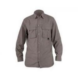 Рубашка Norfin Cool Long Sleeves Gray (размер S)