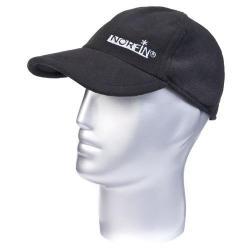 Шапка-бейсболка Norfin Fleece, черный (размер L)