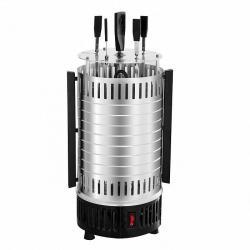 Шашлычница электрическая Delta, 900 Вт, 5 шампуров, артикул DL-6700