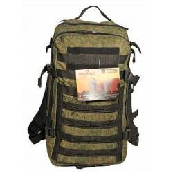 Рюкзак тактический Woodland Armada-1, расцветка камуфляж цифра, 30 л