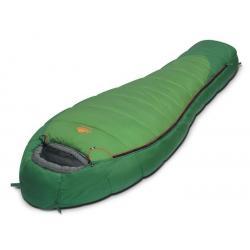 Мешок спальный Alexika Mountain, зеленый, левый