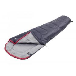 Спальный мешок Trek Planet. Jungle Camp Trek JR, левая молния, цвет антрацит