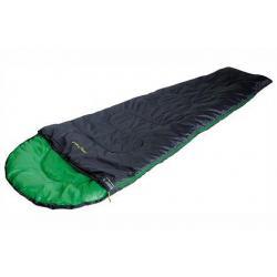 Мешок спальный High Peak Easy Travel, антрацит/зелёный