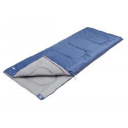 Спальный мешок Trek Planet. Jungle Camp Camper, левая молния, цвет синий