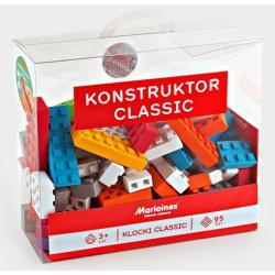 Конструктор Классические блоки, 95 элементов